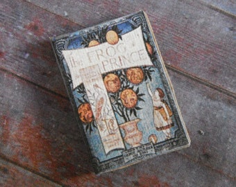 Miniature Book --- The Frog Prince