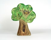 Forest Tree - Wooden Toy - Creative Play - Story Telling Toy