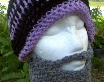 Beard Beanie Hat - Custom Made