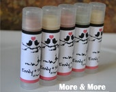 Custom Order for clfatkin - Custom Wedding Favors - Set of 60 Lip Balms