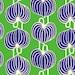 SALE Lark Glamour Chinese Lanterns Grass Green Amy Butler Westminster Fabrics - 1 yard