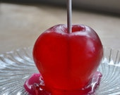 Sweet Candy Apple Soap - Novelty Soap - Candy Soap - Food Soap