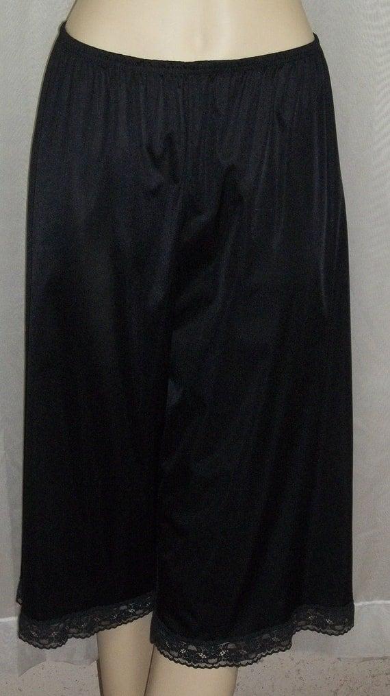 Vintage Vanity Fair Long Tall Pettipants Petti Panties Large