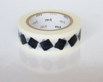 mt Washi Masking Tape - Square - Limited Edition - Paola Navone