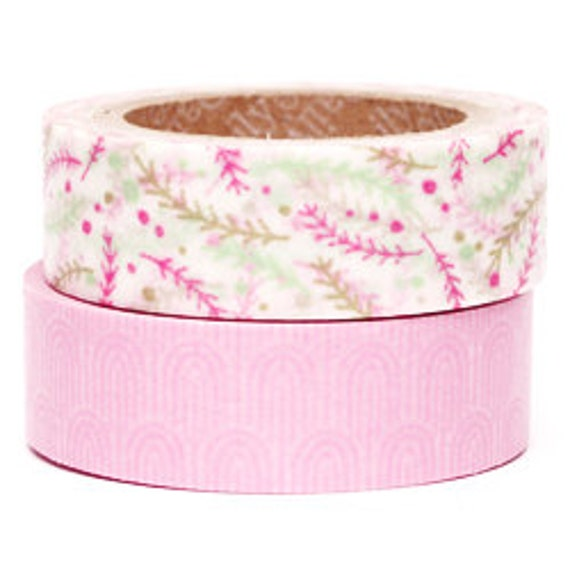 SALE - Decollections Masking Tape - Branches & Arches - Set 2 - Wonder - 25% off