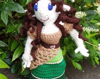 Rosie the Elf Maiden