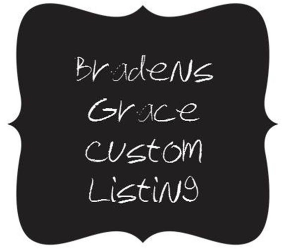custom order for CrownedDragon