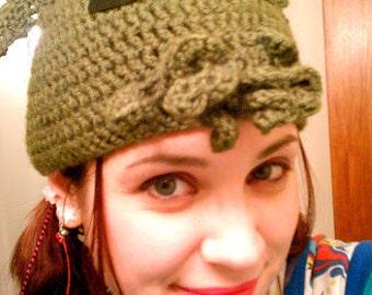 C'thulu Crochet Hat