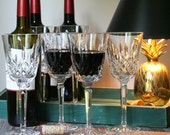 Waterford Wine Glasses