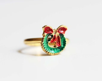 Ugly Sweater Party Ring