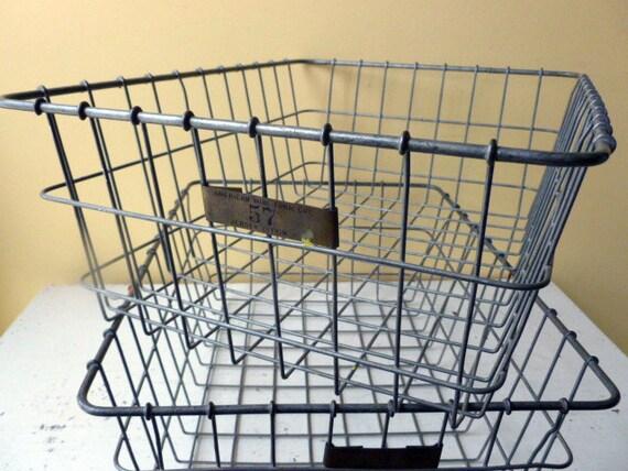 School Locker Basket