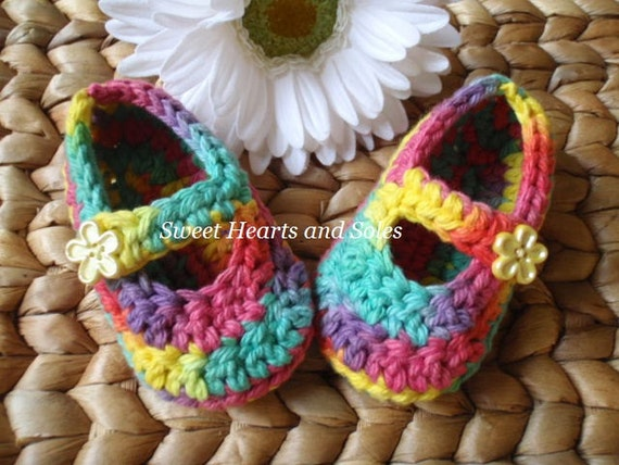 RESERVED LISTING for  misshayden2009 - Baby Mary Janes 3-6 Months (3 pairs)