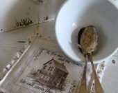"""Farmhouse Hotpad """"As for Me and My House we will Serve the Lord""""  - Perfect for BBQ's.. Parties.... and Everyday Use"""