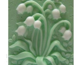 Lily Of The Valley Soaps - Vegan Soaps -  Decorative Soaps -  Glycerin Soaps -  Moisturizing  - Fragrance Oil Lily Of The Valley Scent