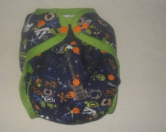 You rock PUL diaper cover