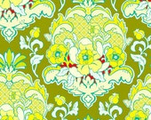 Heather Bailey Pop Garden Fabric Pineapple Brocade