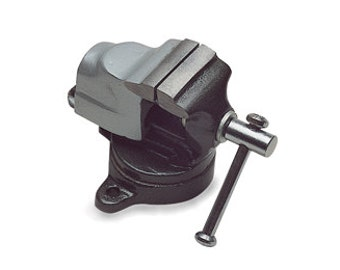 Bench Style Revolving Crafters Vise