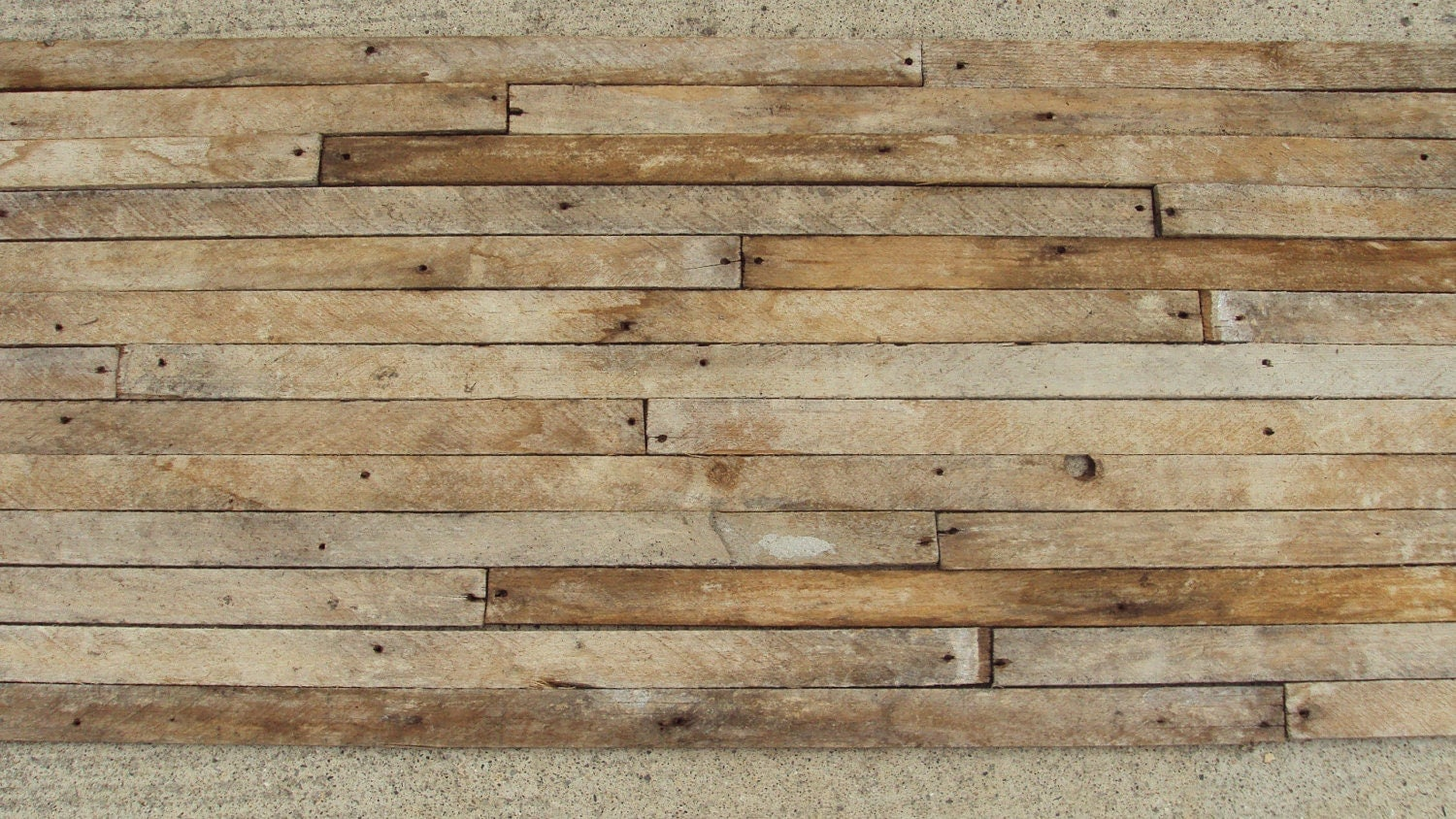 Eco friendly reclaimed wood flooring Reusable wood