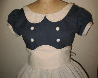 Custom Made to order BioShock Dress and apron