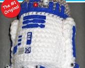 Star Wars R2D2 Amigurumi Pattern