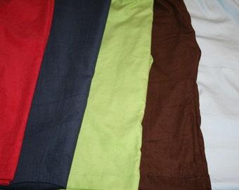 Boys Corduroy  Pants Size 3mo to 6