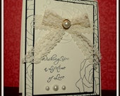 A Lifetime of Love Card