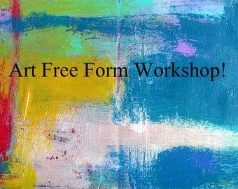 Art Free Form Workshop