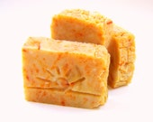 HARVEST Orange Clove Soap / Hot Process Soap / Bath and Body - SoapForYourSoul