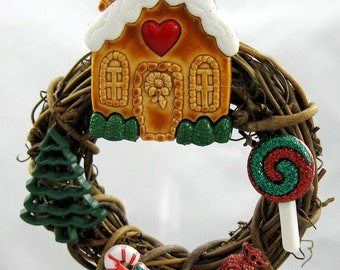 Baked With  Love Christmas Ornament 431