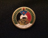 Yemen NOC Pin - Olympic Pins For Sale