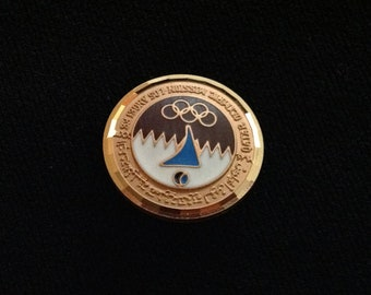 Qatar NOC Pin - Olympic Pins For Sale