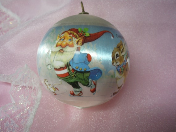 1981 hallmark christmas magic satin ornament clearance for Christmas ornaments clearance