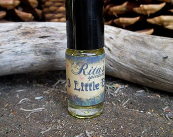Rita's 3 Little Birds Hand Brewed Ritual Oil - Don't Worry - Every Little Thing Is Gunna Be Alright