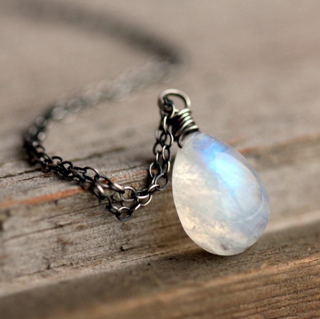 blue moonstone jewelry - photo #38