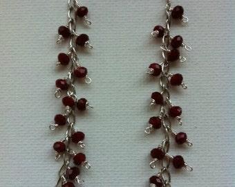 Annie Chandelier Earrings
