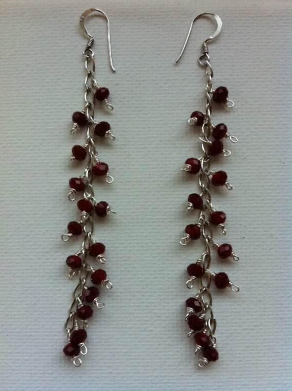 Annie Chandelier Earrings