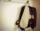 Kids Puppy Backpack- Design your own