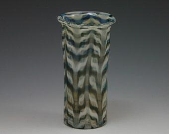 Hand Blown Shot Glass - Lampwork Handblown Vase -Bud Vase - Tumbler - Shooter
