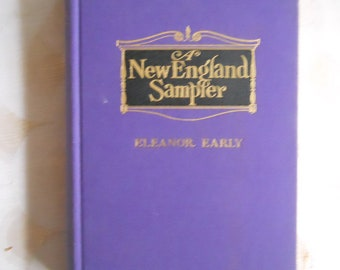 A New England Sampler by Eleaner Early 1st edition