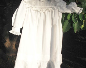 BABY GIRL DRESS - Antique from Vermont - Sweet and Ready to be Worn for a Special Occasion