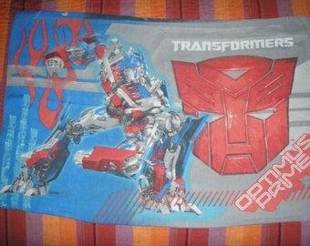 Transformer Pillowcase