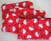 Sandwich Bag - Hello Kitty