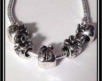 Cute Money Bag Bead - Fits European Style Bracelets