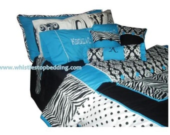 Love Bedding, Kendall & Co Collection Queen Size