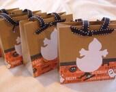 Halloween Mini Treat Bags - Candy Bags (set of 4)