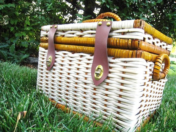 County Fair Picnic Basket