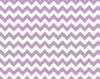 Chevron Small Lavendar by Riley Blake - 1 Yard