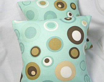 Popular items for mint green pillow on Etsy