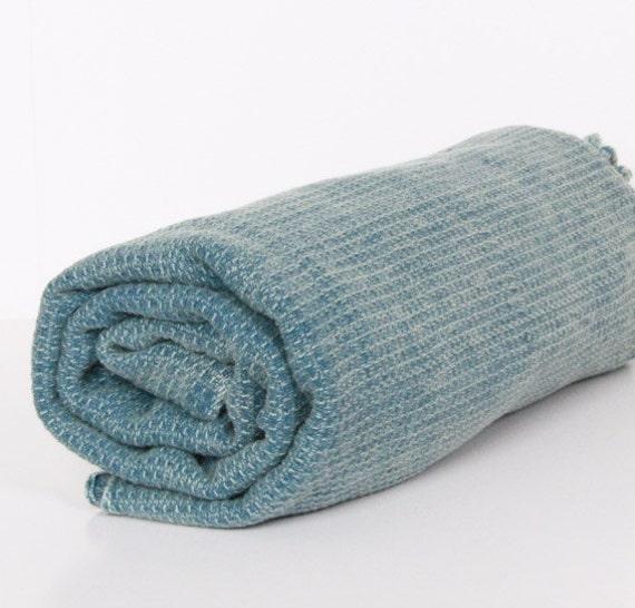 Green Blue Hamam Towel... NEW SPECIAL Peshtemal,Beach ,Pool,Bath