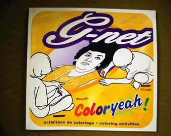 G-net's coloring book